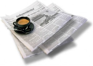 مقالات في الصحف عن العقيلات